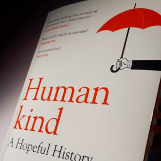 """This is a good book: """"Humankind"""" by Rutger Bregman"""