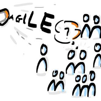 Hilft Agilität, kreativ zu sein?