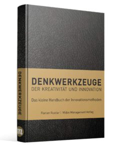 Book cover Thinking tools of creativity and innovation