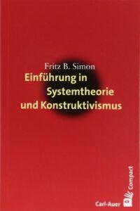 Book cover Simon Einführung in Systemtheorie und Konstruktivismus