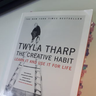 This Is a Good Book #4: Twyla Tharp: The Creative Habit